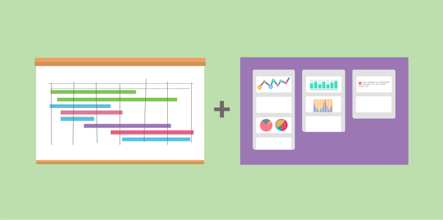 Gantt charts for project roadmaps with Elegantt and Trello