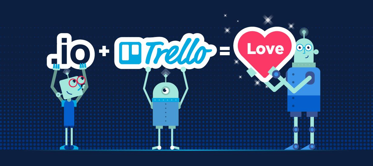 .io + Trello = Love