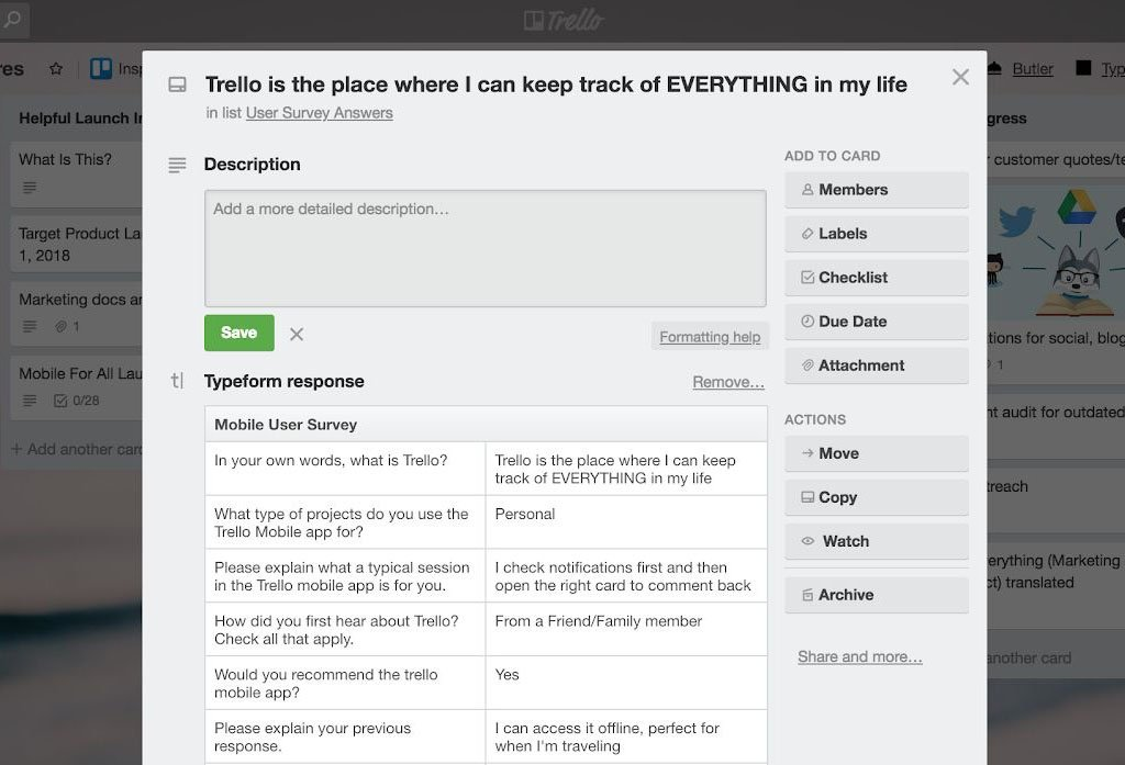 power ups Trello