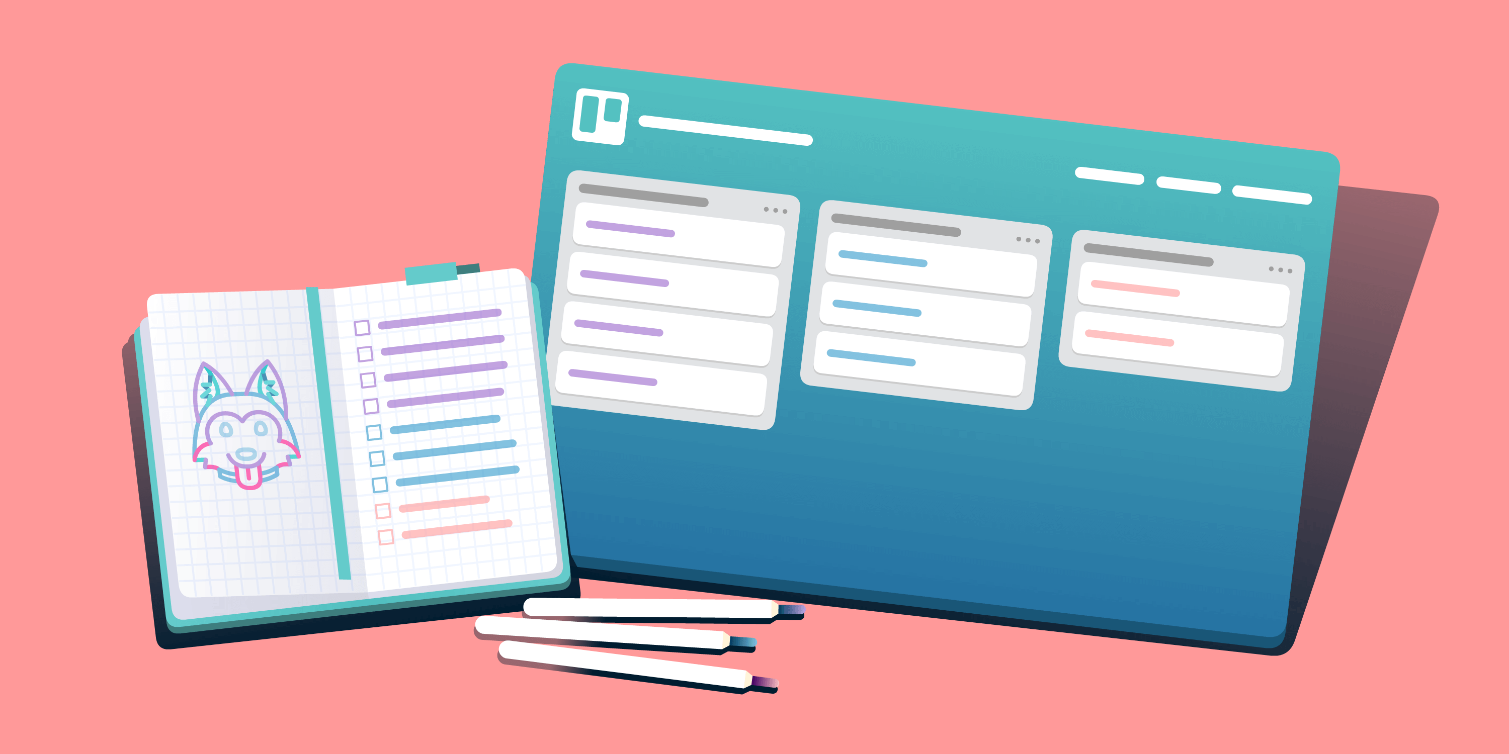 How To Bullet Journal Using A Trello Board