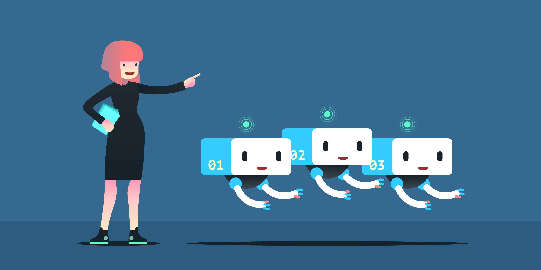 Künstliche-Intelligenz macht uns alle zu Managern. Aber sind wir bereit dazu?