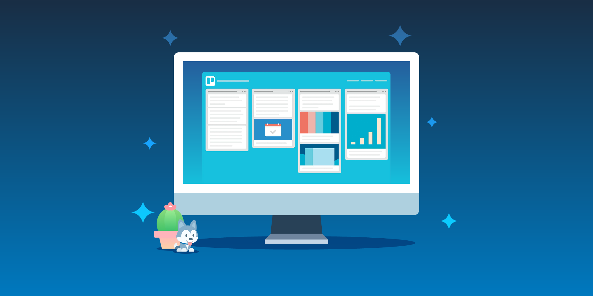 Trello Desktop para Mac y Windows: mayor productividad sin distracciones