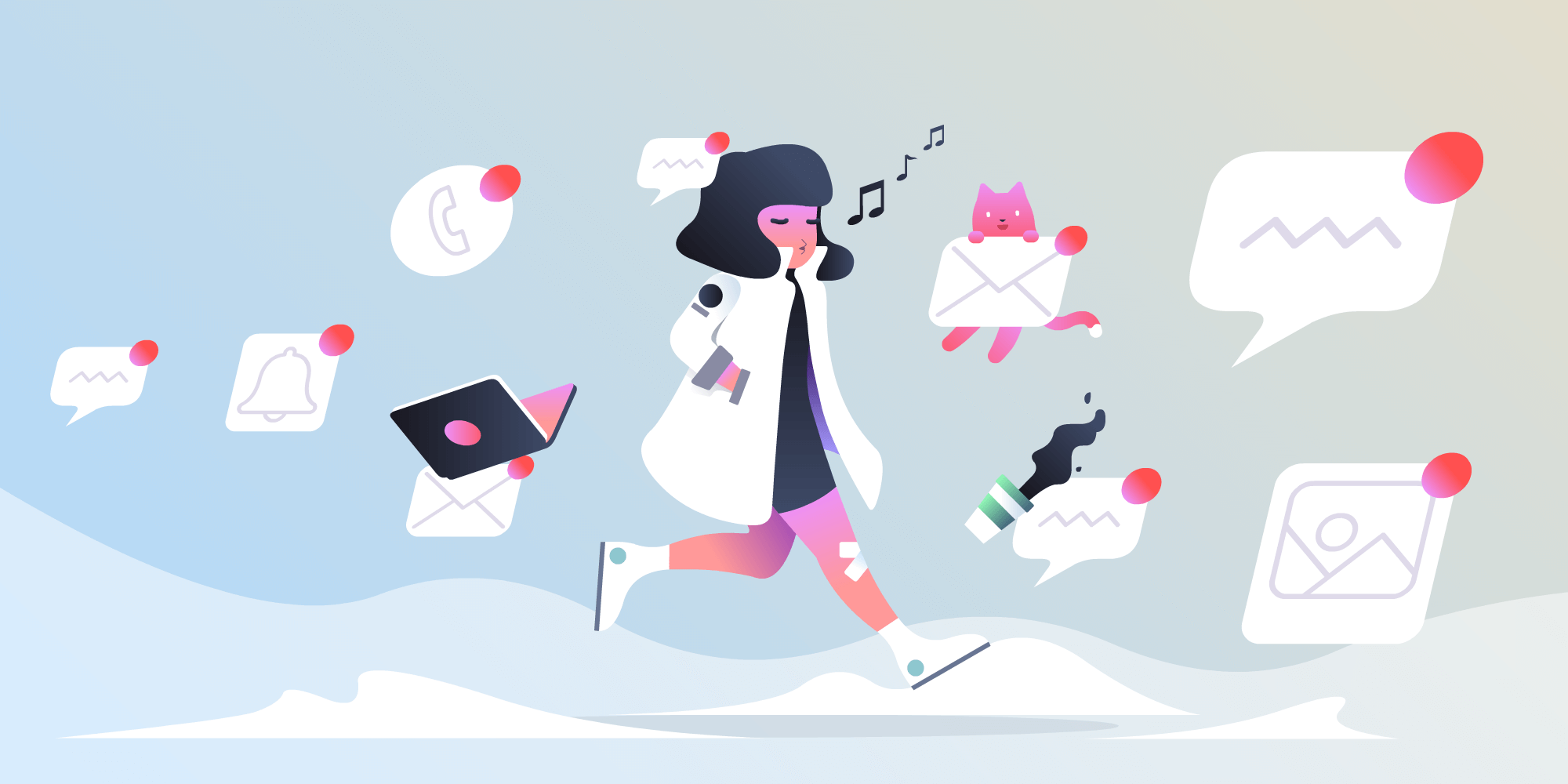 The minimalist mindset to a digital detox