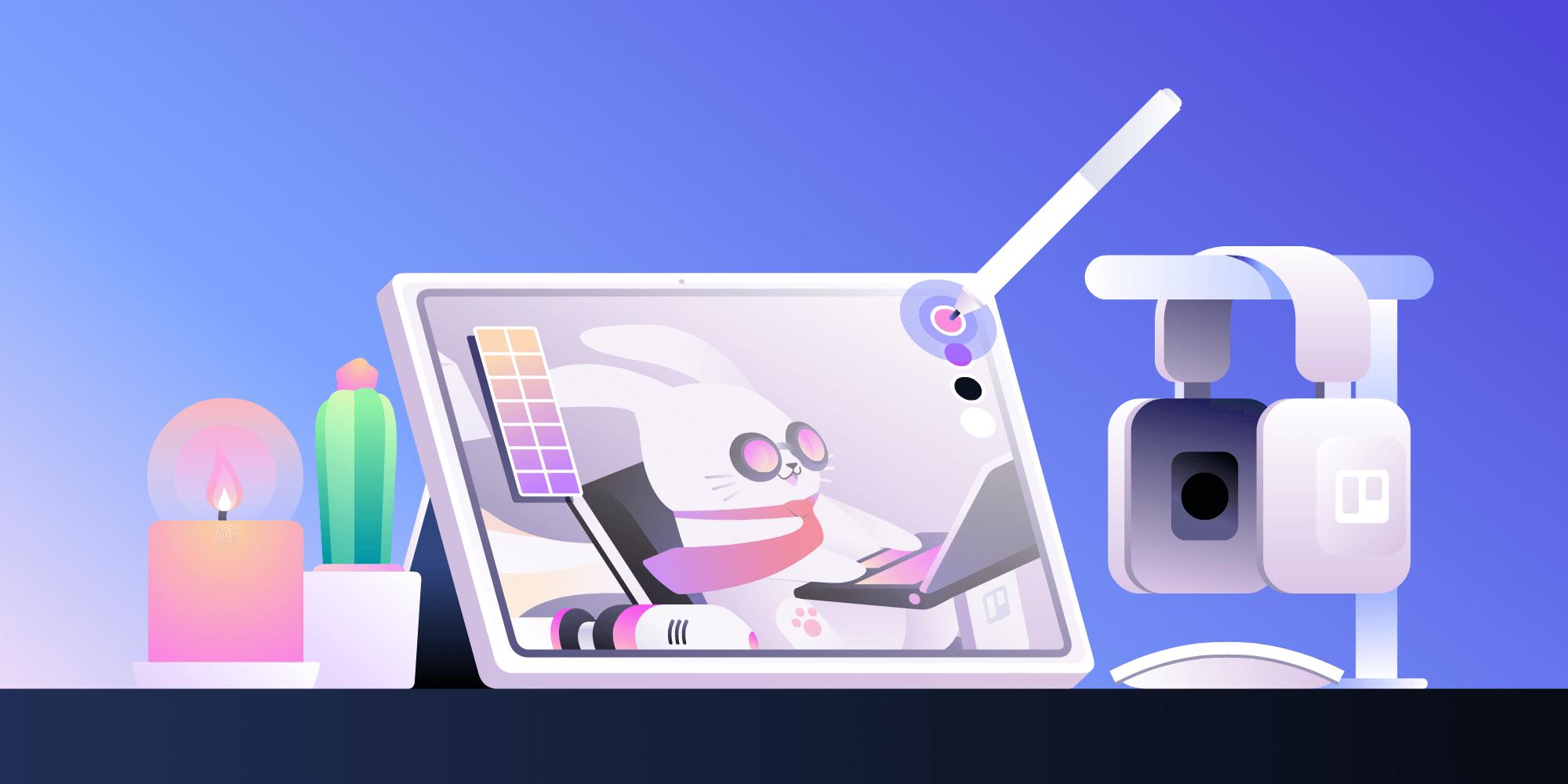 Como organizar um home office? 10 exemplos inspiradores