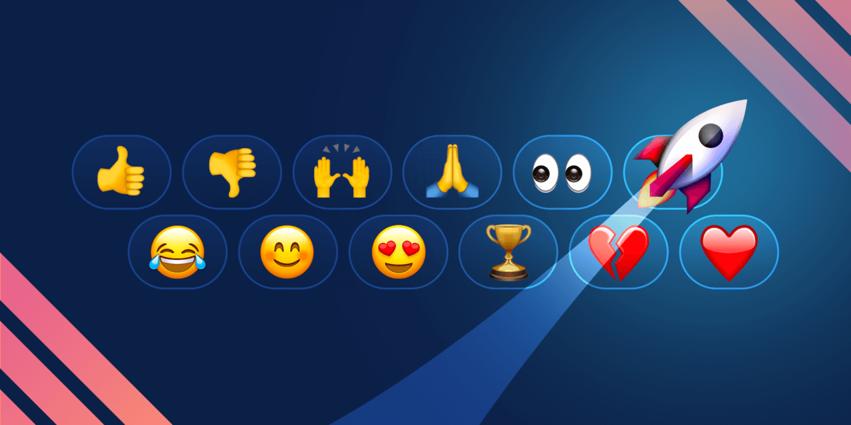 The Emoji Guide To Team Productivity [Infographic]