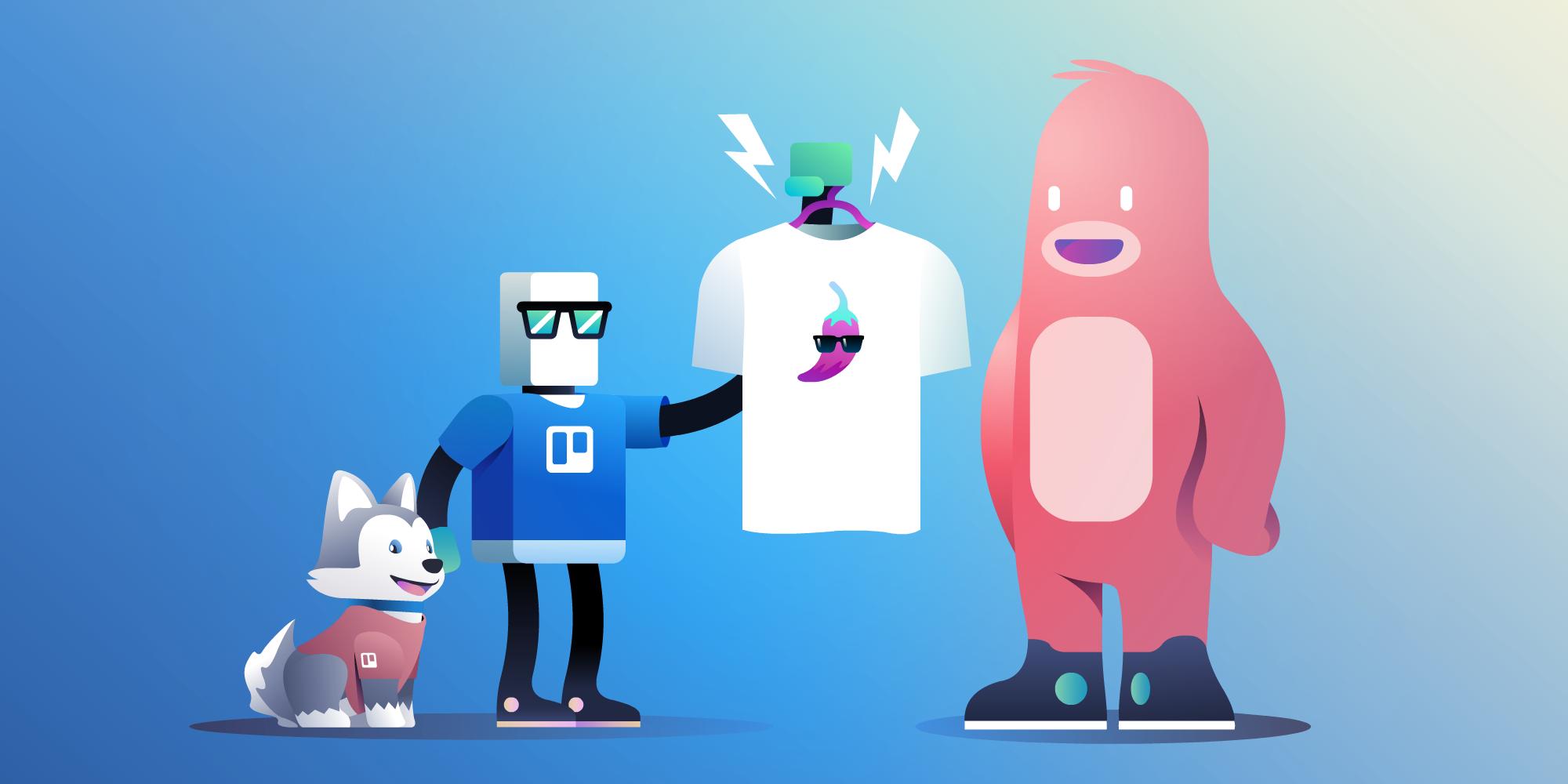 Planifiez vos projets avec des t-shirts à leur taille