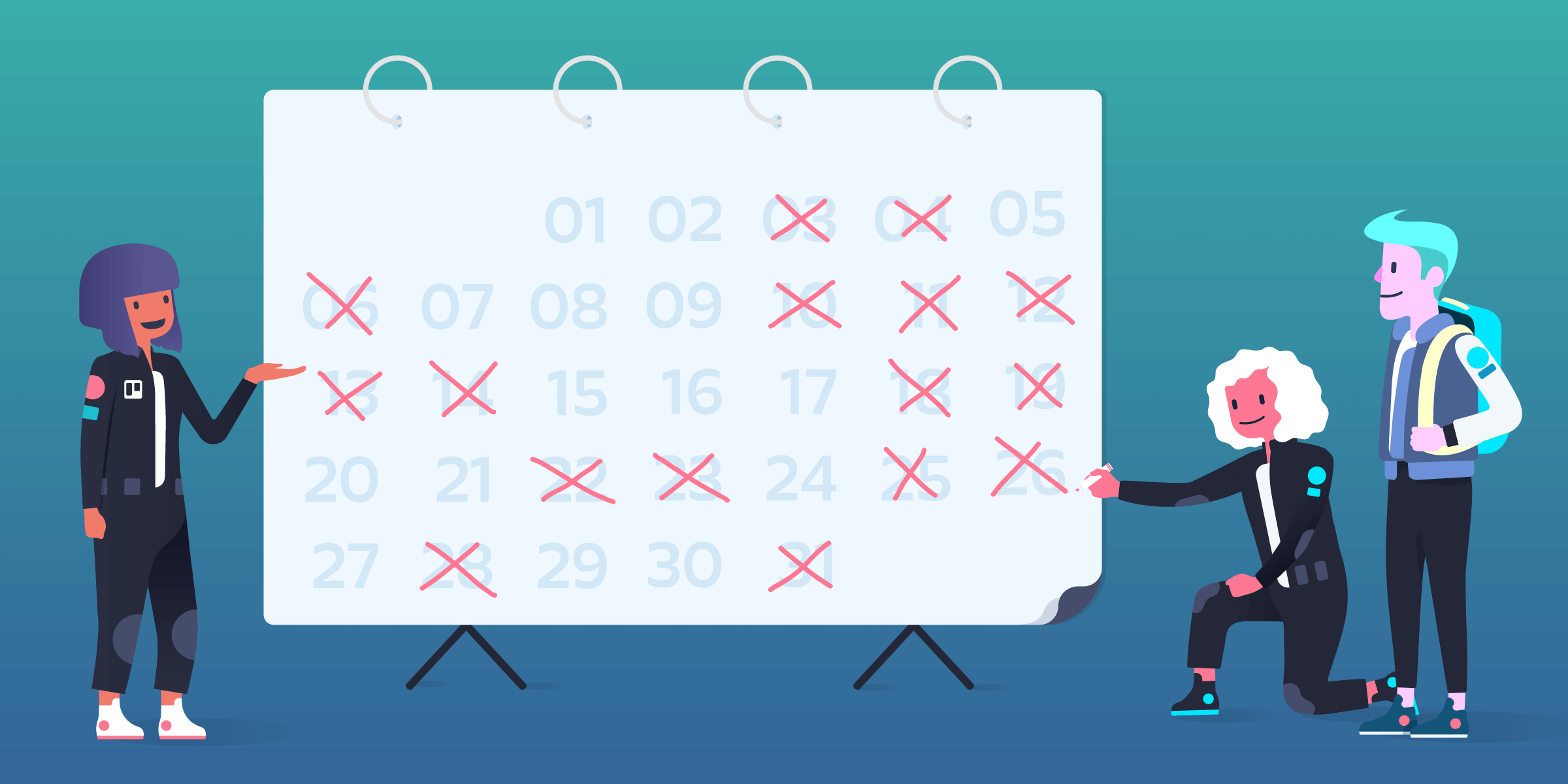 Secrets of the 3 day work week