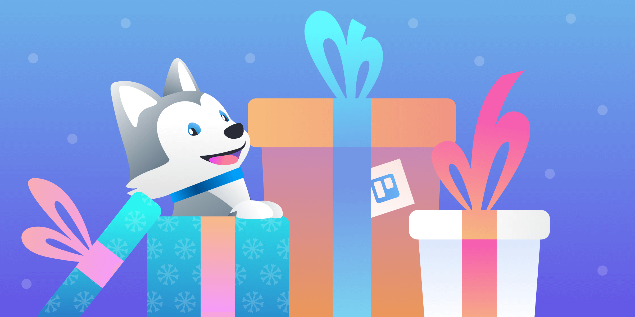 Planning gift giving with Trello