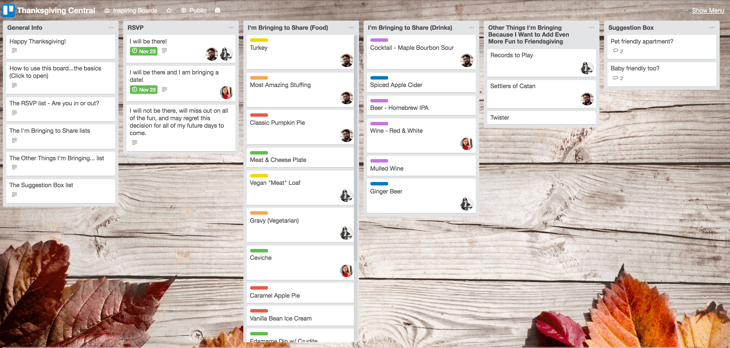 The Ultimate Trello Holiday Planning Round-Up