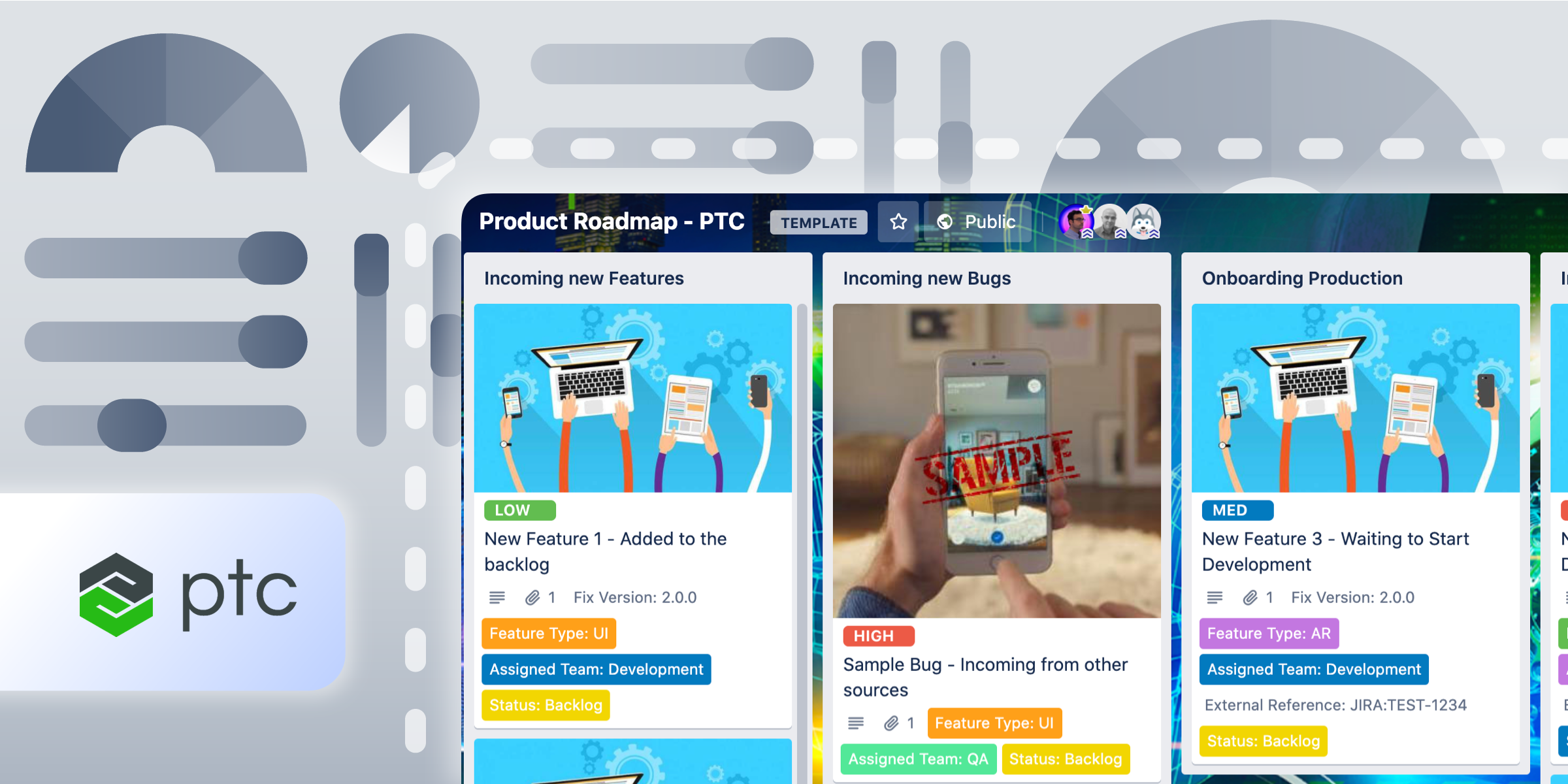 How PTC Turns Retail Dreams Into (Augmented) Reality With Trello
