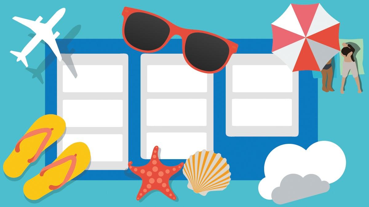 Comment préparer ses vacances avec Trello? «Tous à Board» !