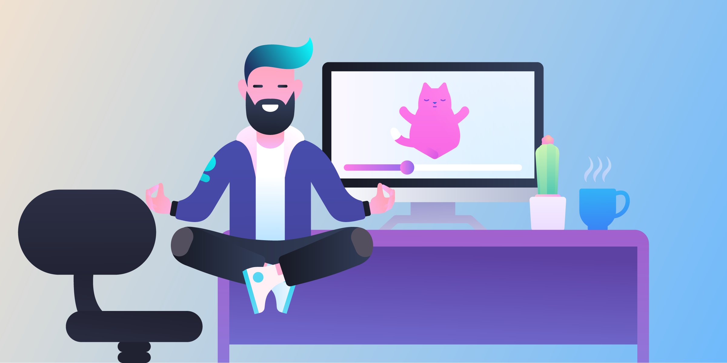 6 Easy Ways To Empower Your Workday With Mindfulness