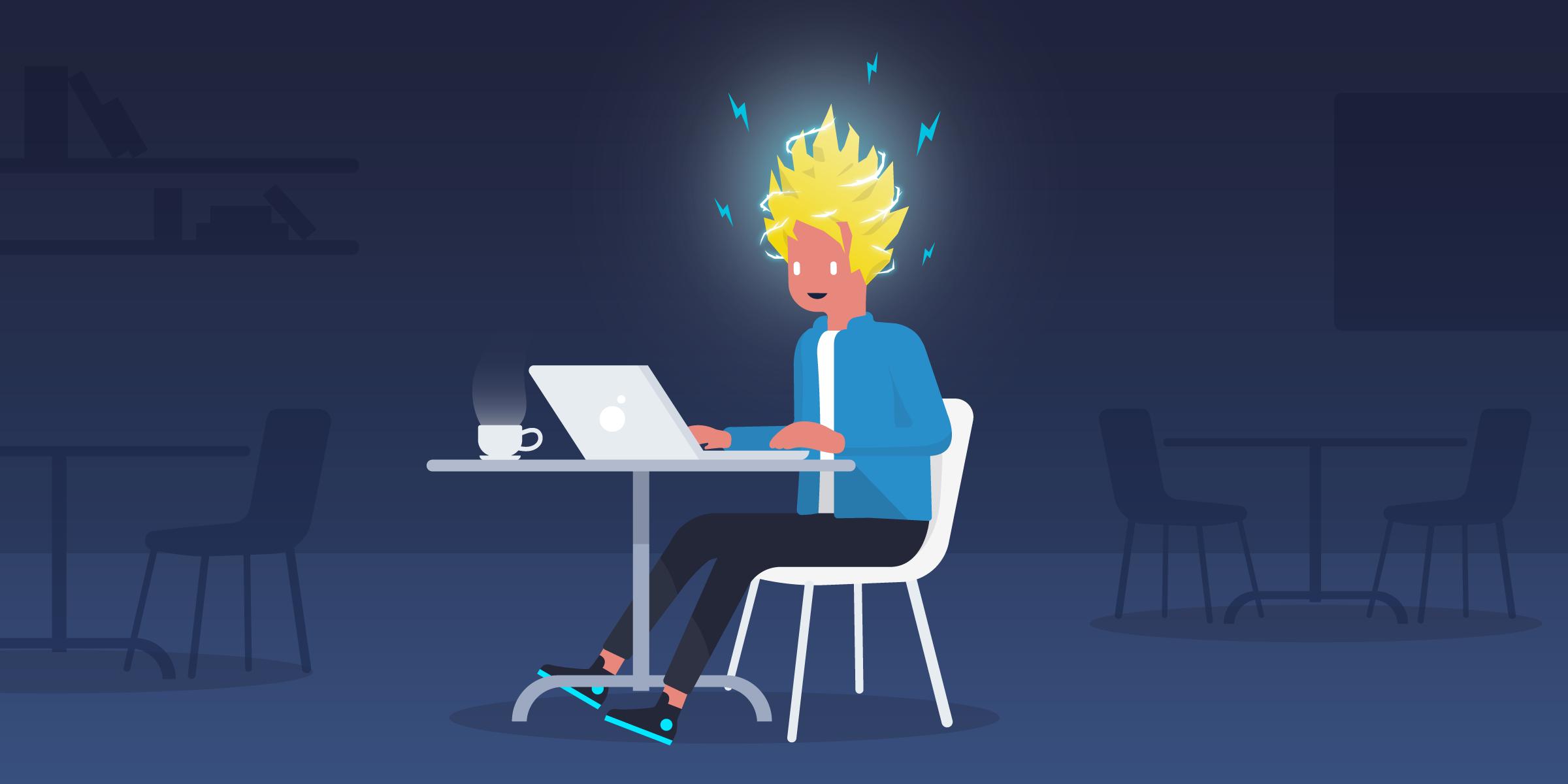 Casser la routine : changer votre environnement de travail peut augmenter votre productivité