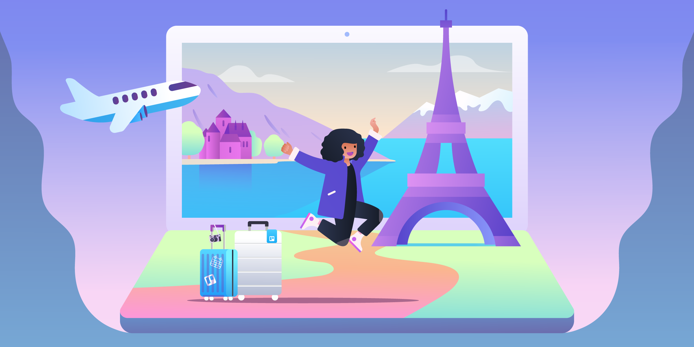 travel with trello contest winner