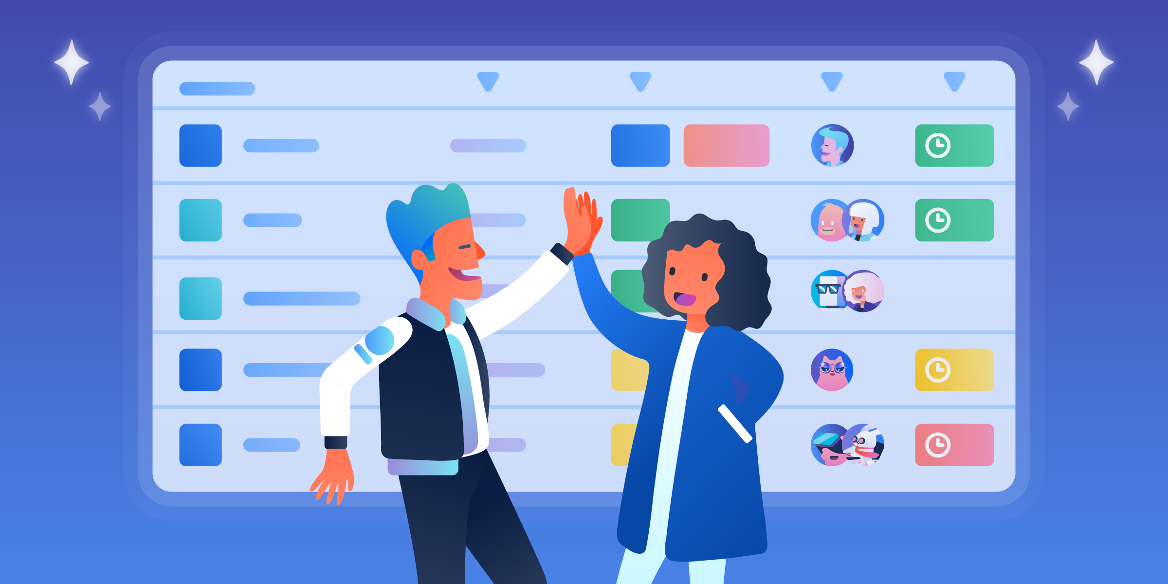 Swap Your Spreadsheets For The Trello Table View