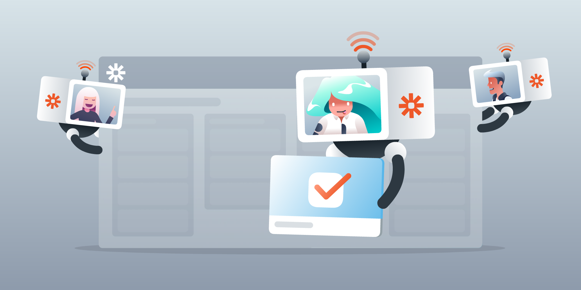How Our Fully Remote Team Onboards And Trains New Employees With Zapier + Trello