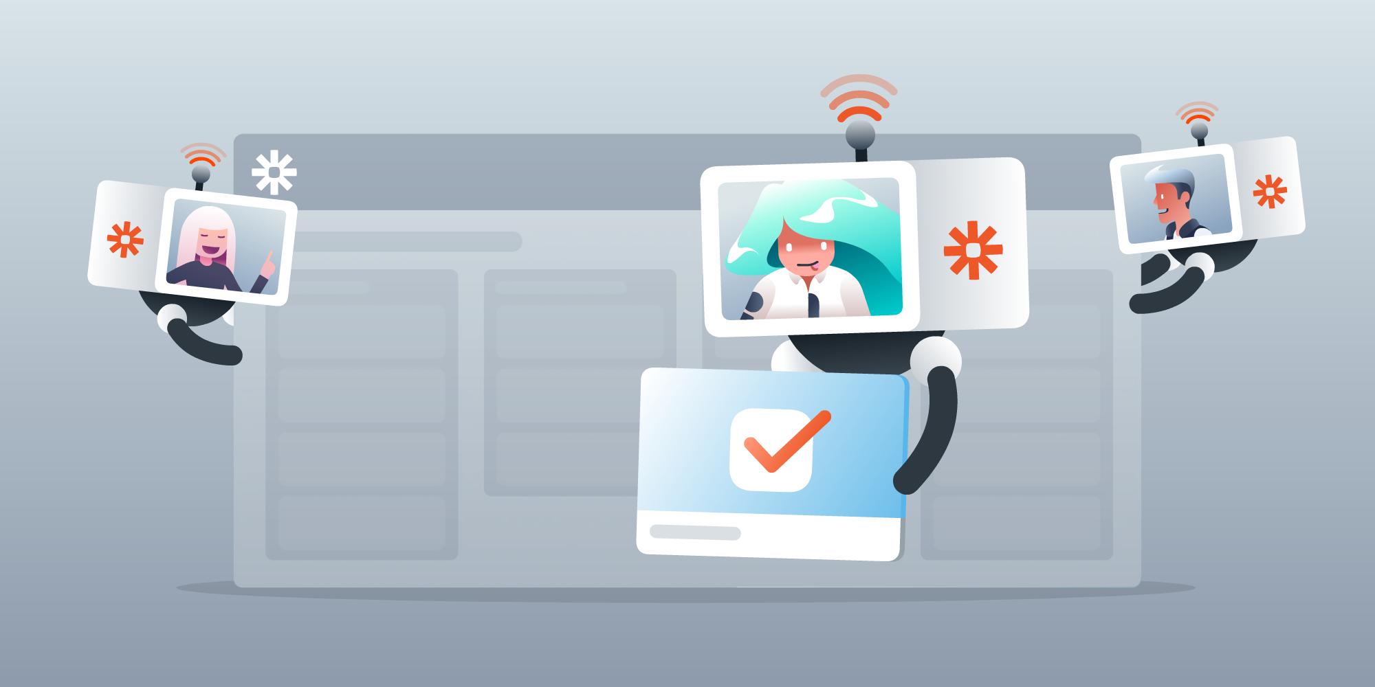 Transformez le processus d'intégration en entreprise de vos collaborateurs à distance grâce à Zapier + Trello