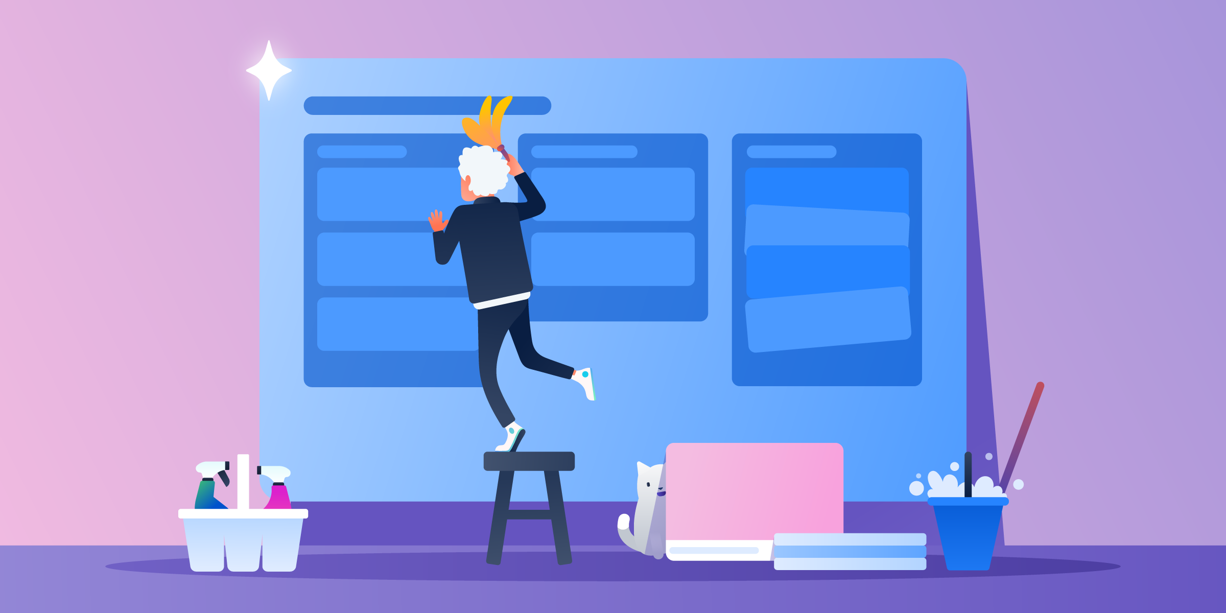 How To Clean Up And ReInvigorate A Trello Board That's Gotten Out Of Hand