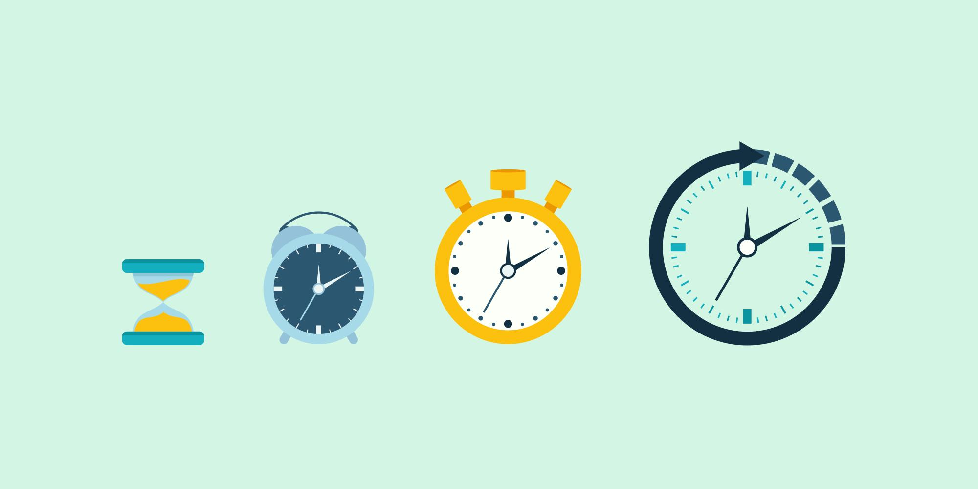 Técnicas de gestión del tiempo para hacer más eficiente tu día de trabajo