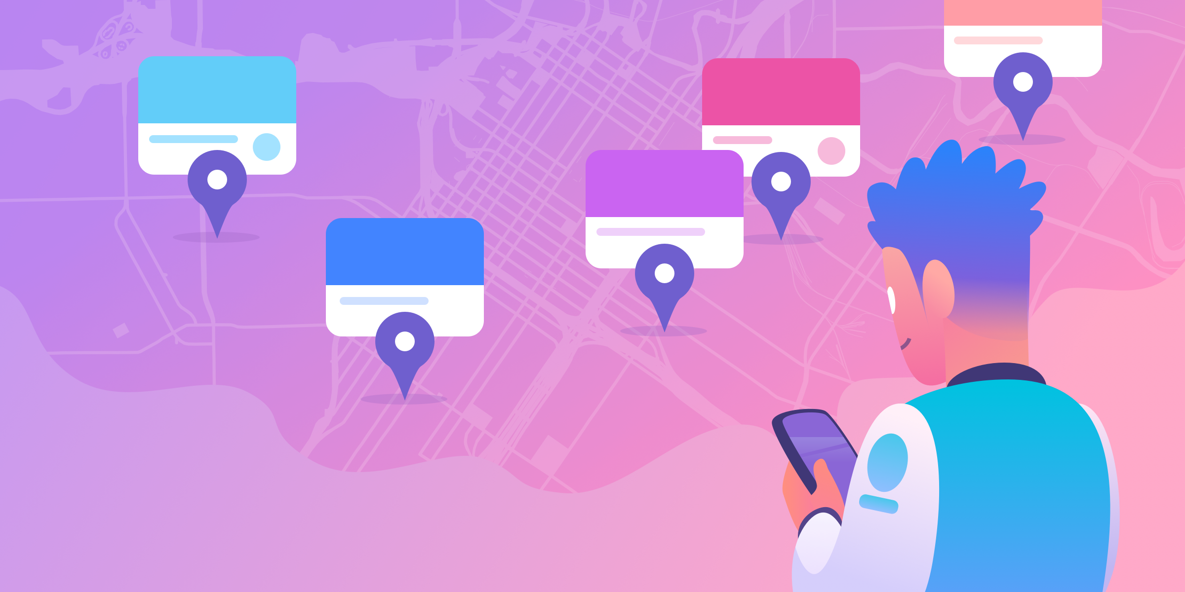 Stay Organized Where Work Is Located With Trello Map View
