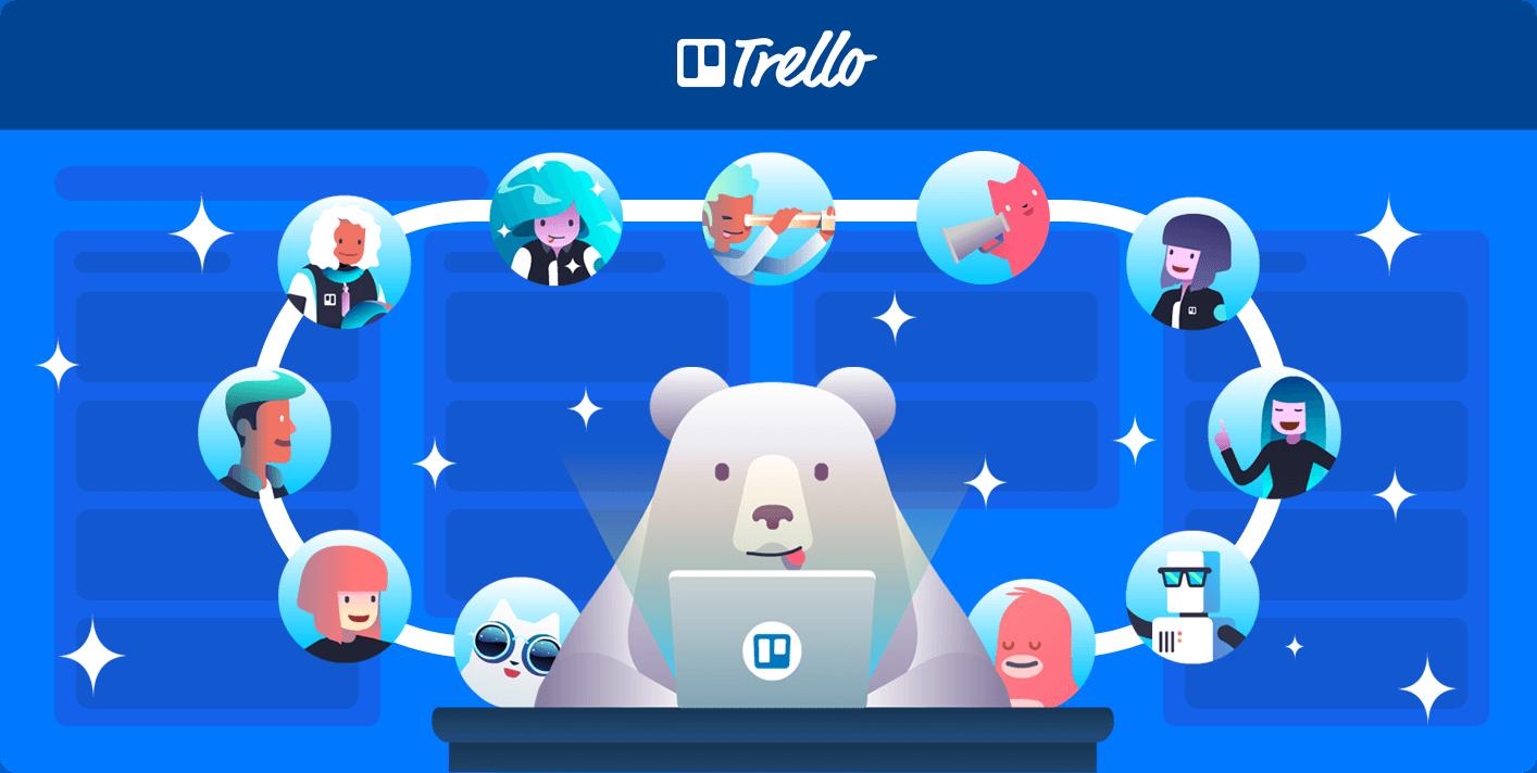 Remote Team Trello Boards