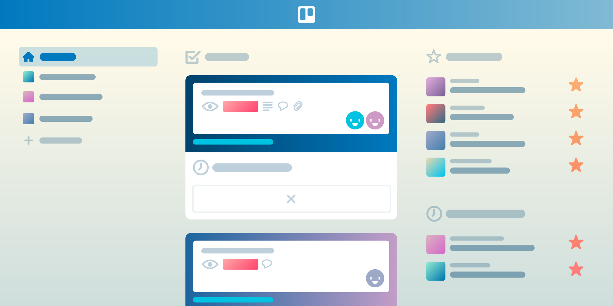 Give Your Productivity A New View With Trello Home